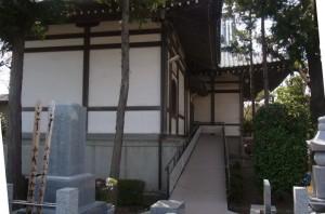 バリアフリーに積極的に取り組むお檀家様に優しいお寺!